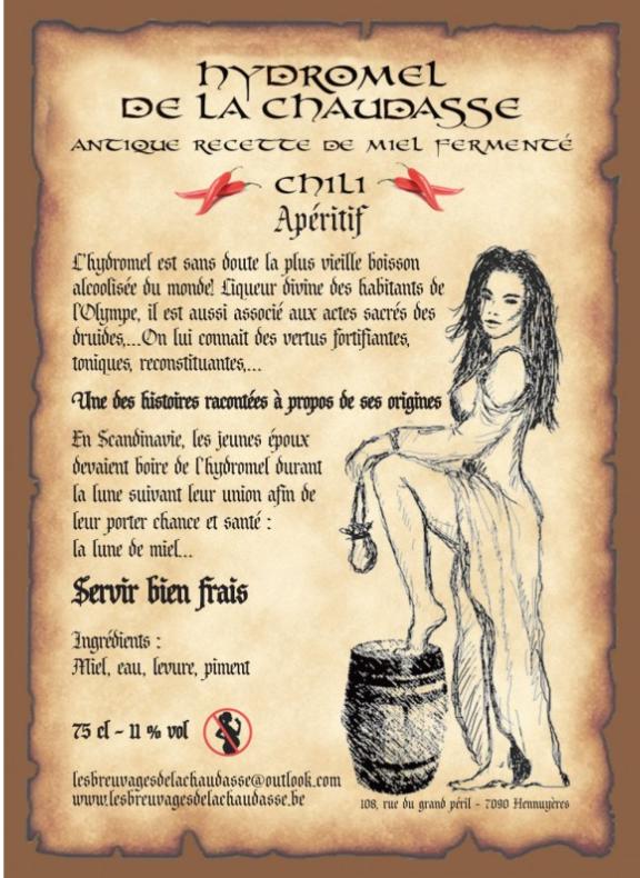 Les brevages de la chaudasse Hydrom10