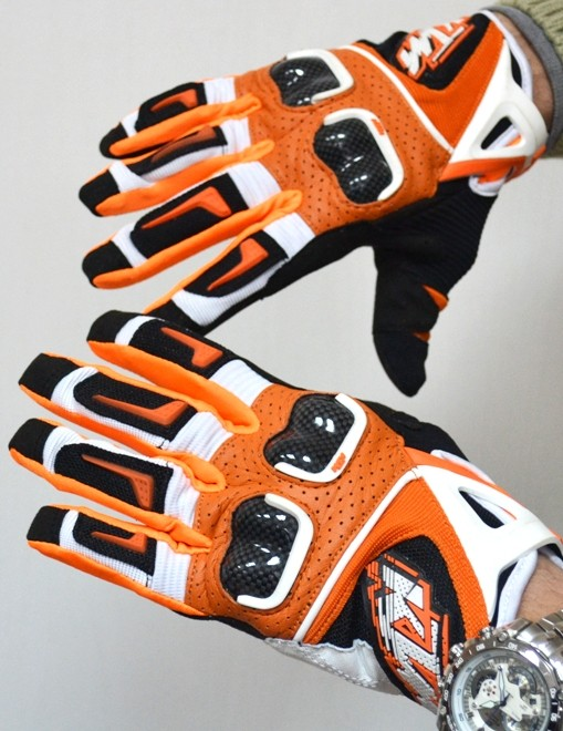 Перчатки KTM для мотоцикла kawasaki Moto racing перчатки крос Размер M и L  540 грн 306_7510