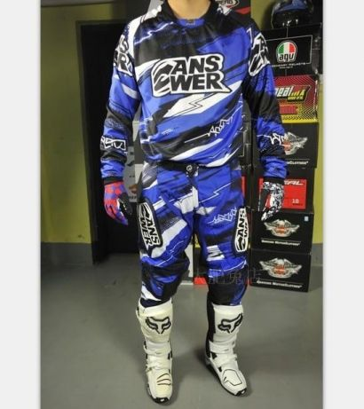 Кроссовый костюм Answer мотокостюм крос Размер M Цена 1900 грн 62192810