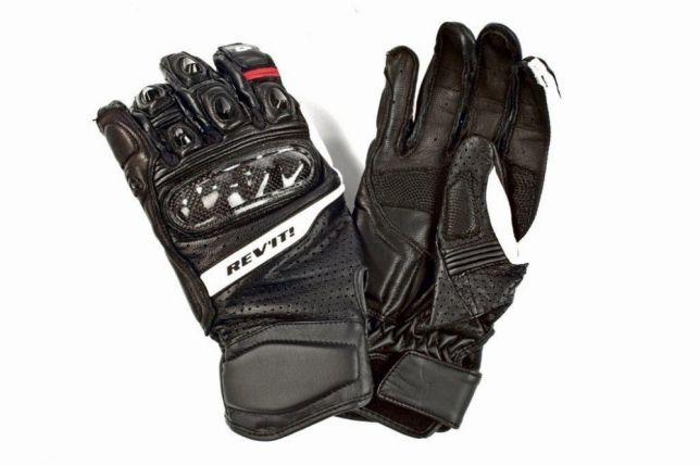 Перчатки REVIT CHEVRON кожа black мотоперчатки Размер L Цена 940 62442910