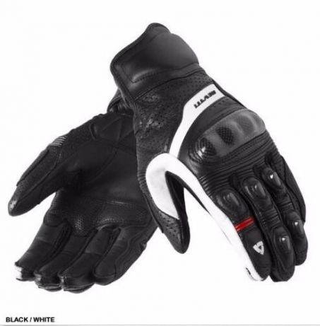 Перчатки REVIT CHEVRON кожа black мотоперчатки Размер L Цена 940 62442911
