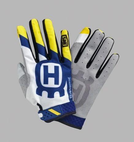 Перчатки Husqvarna для мотоцикла Moto racing перчатки Размер L кросс 490 грн 65260511