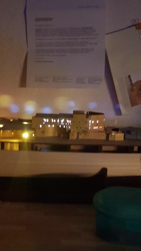 Die Scharnhorst von Hachette in 1/200 mit Licht gebaut von Kai1404 Comp_322