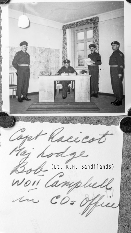 Could my information be useful? 194 Inf Wksp RCEME 1951/2 Maj_lo10