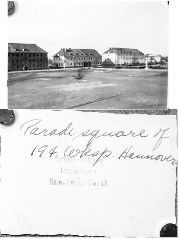 Could my information be useful? 194 Inf Wksp RCEME 1951/2 Parade11