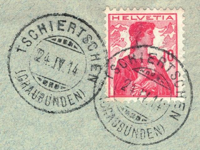 Tschiertschen GR - 212 Einwohner Tschie10