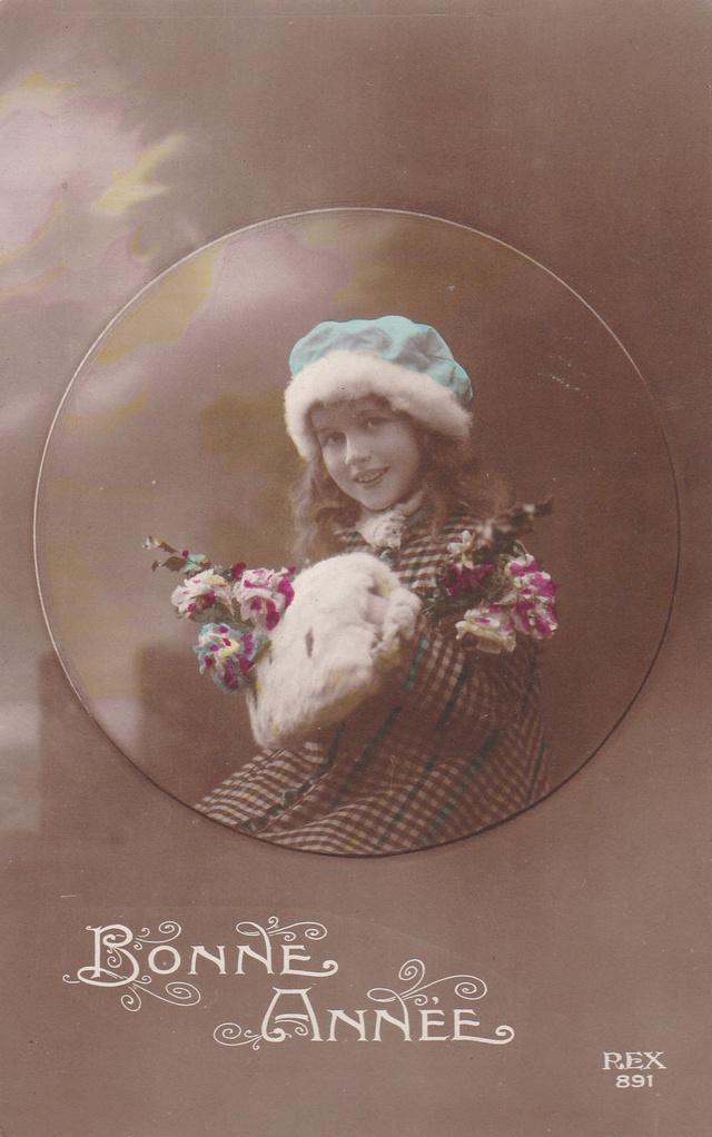 Motiv-Kinder-Neujahrs-Grüsse 20a11