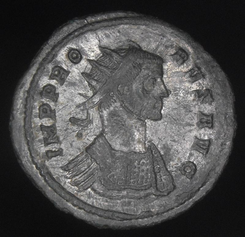 Antoninien de Probus, revers ADVENTVS Sdc11311