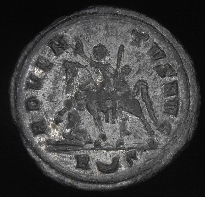 Antoninien de Probus, revers ADVENTVS Sdc11411