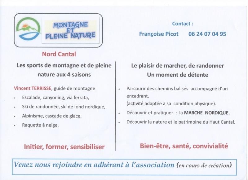 Association MONTAGNE ET PLEINE NATURE  NORD CANTAL  Doc_pr10