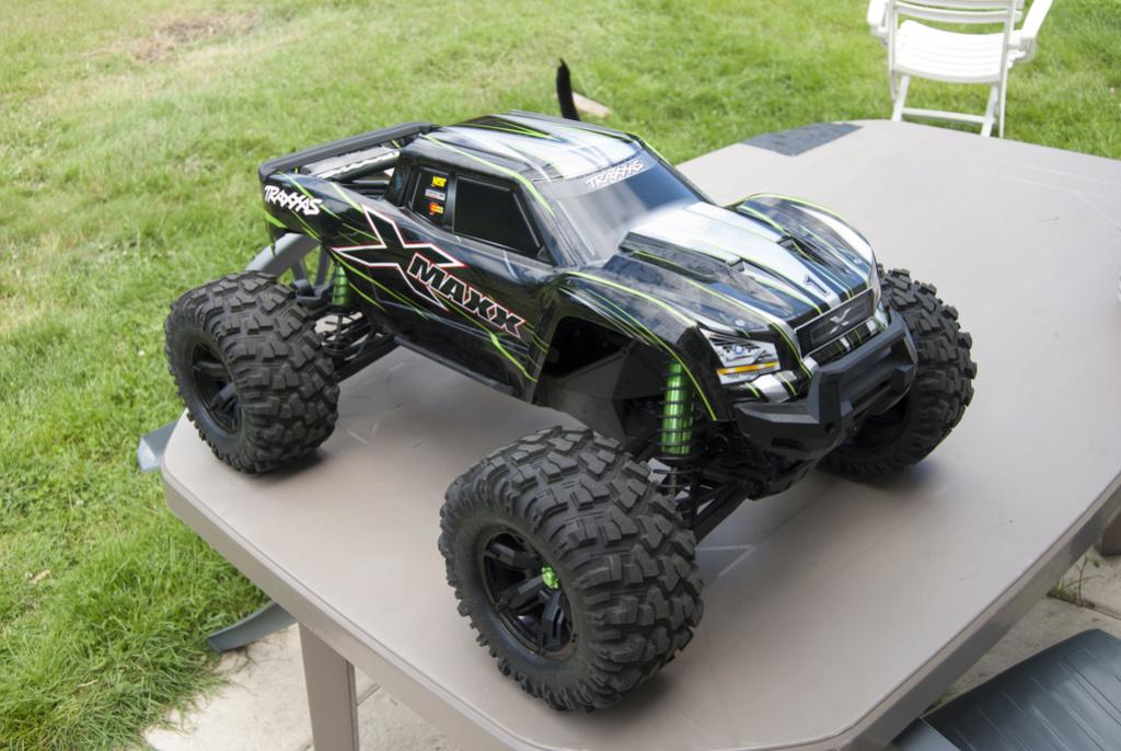 présentation corsodead X-maxx 8S Green Jpeg11