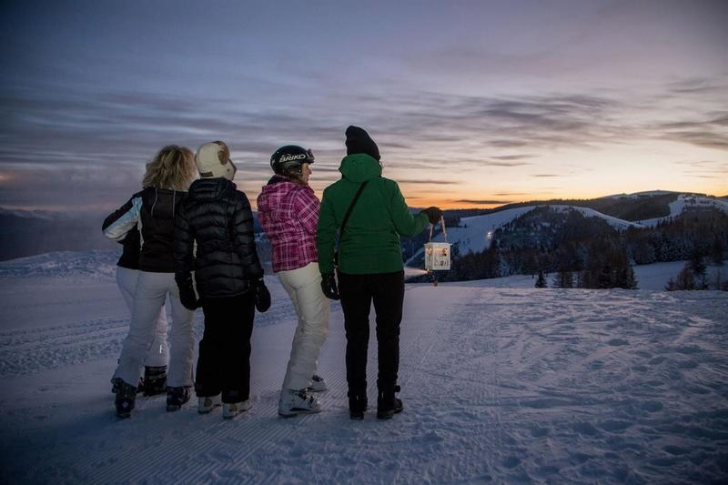 Trentino Ski Sunrise Image13