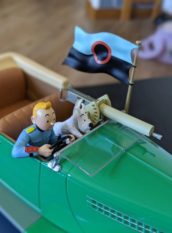 La collection Tintin au 1/24 . - Page 5 64659710