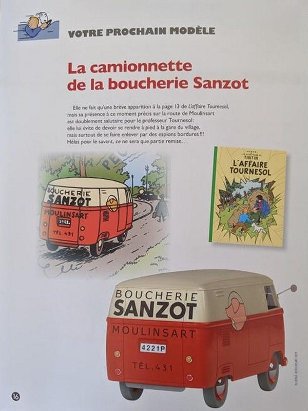 La collection Tintin au 1/24 . - Page 5 64660410