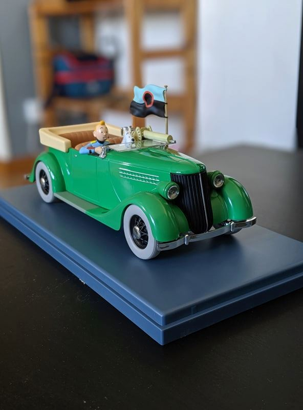 La collection Tintin au 1/24 . - Page 5 64689010