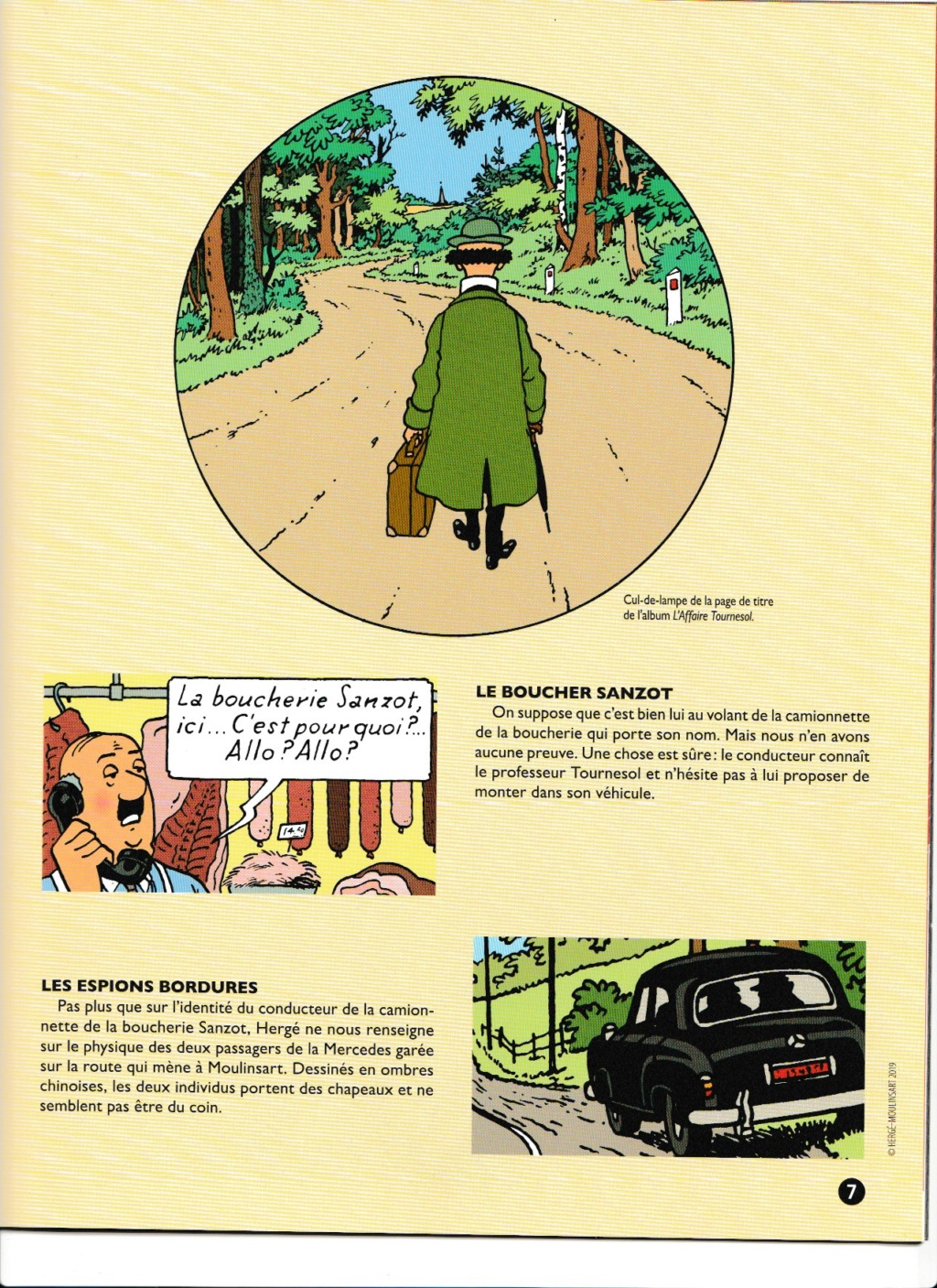 La collection Tintin au 1/24 . - Page 7 Numzo265