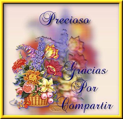 GRACIAS POR COMPARTIR, BELLAS FIRMAS Gracia10
