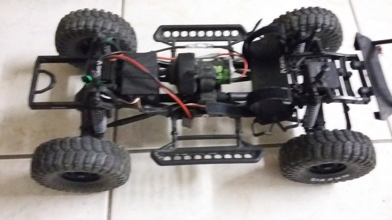 Axial SCX10 V1 by bill 20181010