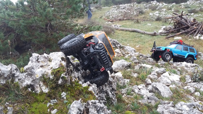 Axial SCX10 V1 by bill 20181113
