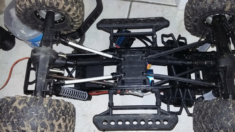 Axial SCX10 V1 by bill 20181215