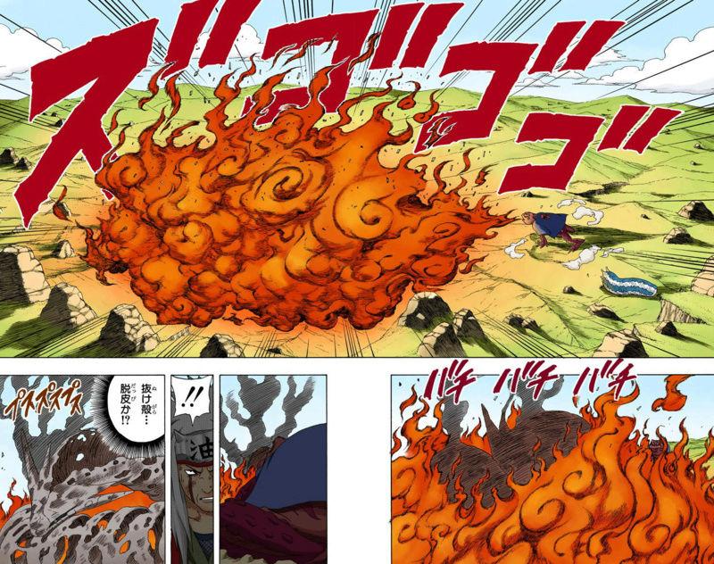 Tsunade vs Jiraya - Página 2 159-1610
