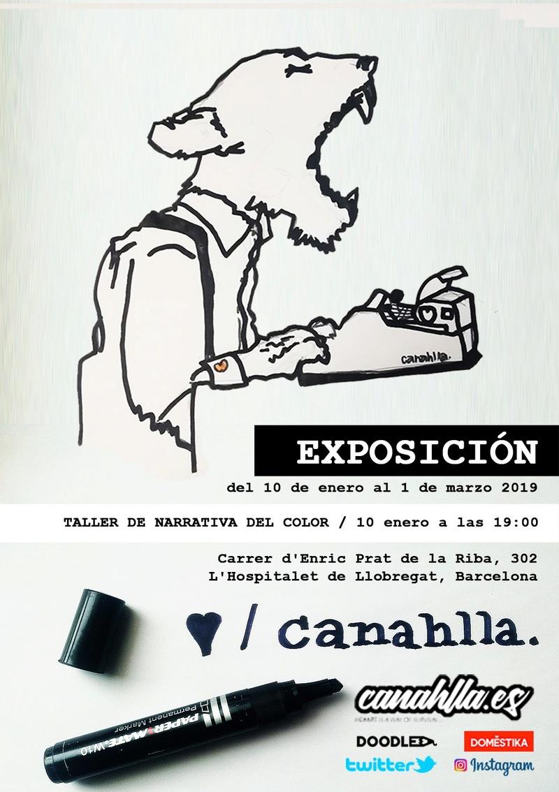 Exposición canahlla Exposi10