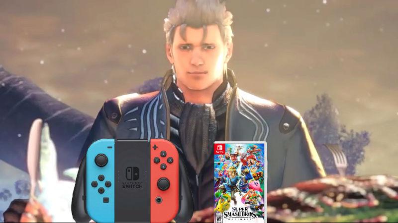 A 4 días de Super Smash Bros Ultimate 20181210