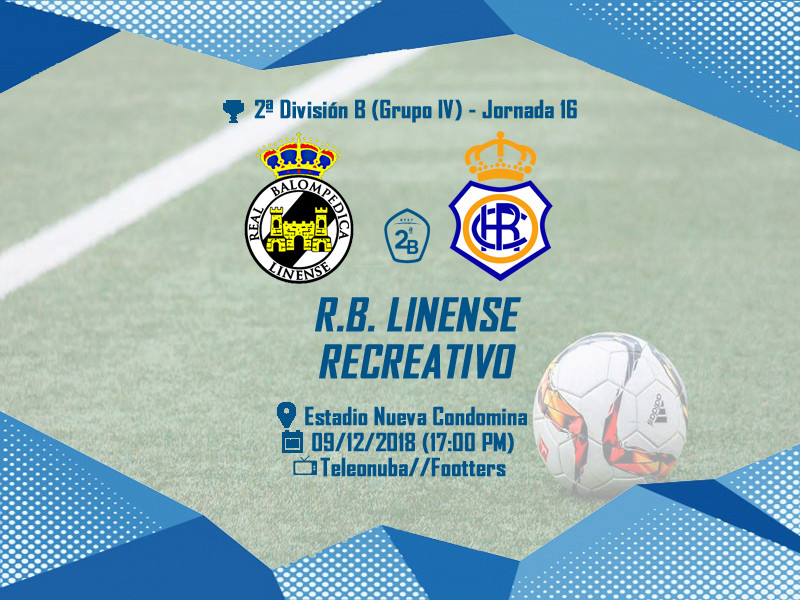 J.16 2ªB G.4º 2018/2019 RB LINENSE-RECRE (POST OFICIAL) 0318