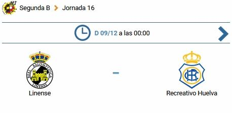 J.16 2ªB G.4º 2018/2019 RB LINENSE-RECRE (POST OFICIAL) 0418