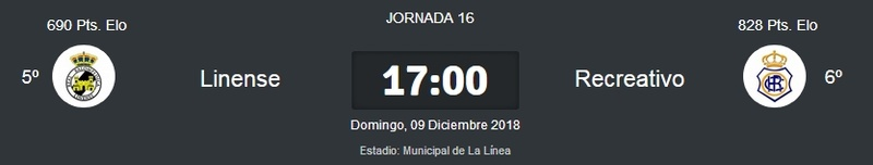J.16 2ªB G.4º 2018/2019 RB LINENSE-RECRE (POST OFICIAL) 0916