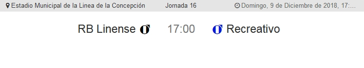 J.16 2ªB G.4º 2018/2019 RB LINENSE-RECRE (POST OFICIAL) 3013