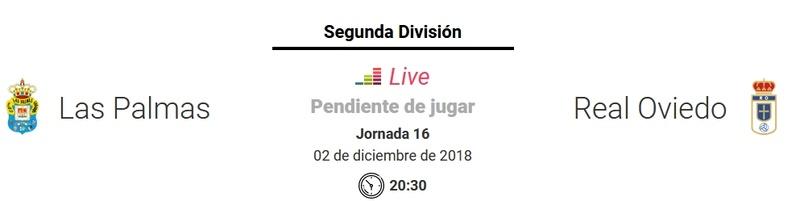 J.16 LIGA 123 TEMPORADA 2018/2019 UD LAS PALMAS-R.OVIEDO (POST OFICIAL) Captur57