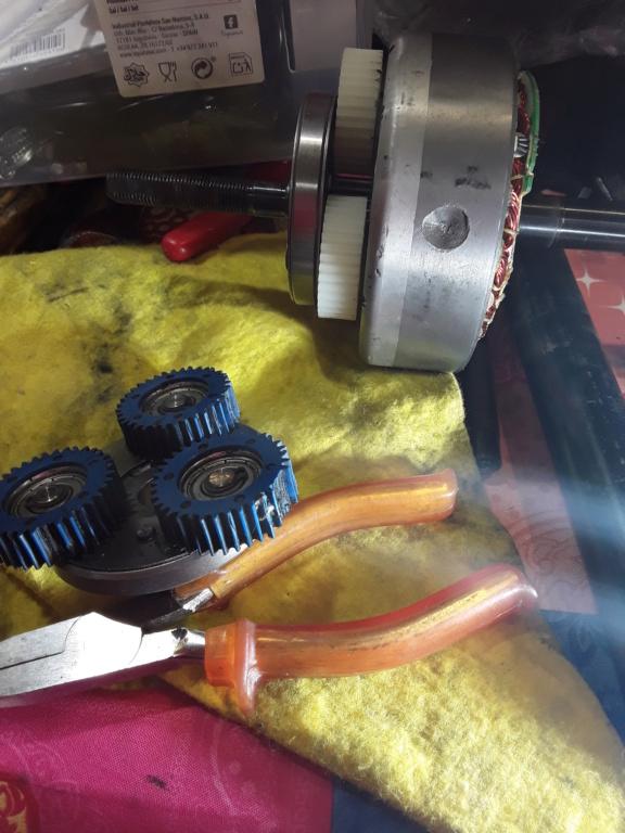 Desmontar motor buje trasero 20200511
