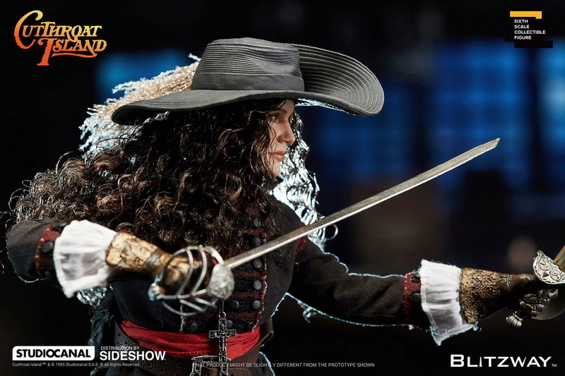 "CutthroatIsland - NEW PRODUCT: Blitzway New: 1/6 ""Cutthroat Island"" - Morgan Adams / Morgan Adams 09122110"