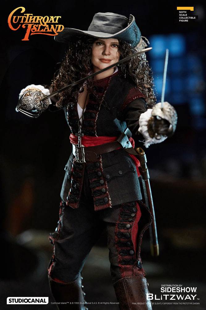"CutthroatIsland - NEW PRODUCT: Blitzway New: 1/6 ""Cutthroat Island"" - Morgan Adams / Morgan Adams 09130810"