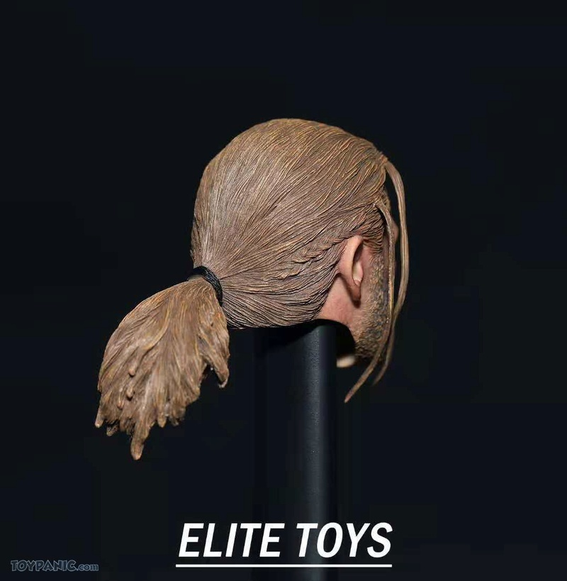 NEW PRODUCT: 1/6 Thor Headsculpt (Braid Hairstyle)  From Elite Toys  Code: ET2911201801 12120113
