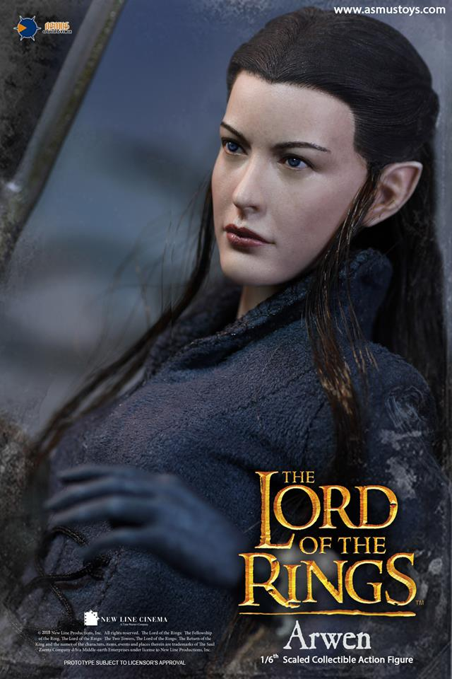 NEW PRODUCT: ASMUS: 1/6 SCALE THE LORD OF THE RINGS SERIES: ARWEN 210