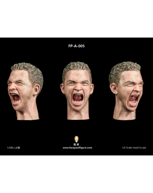 NEW PRODUCT: FacepoolFigure 1/6 Male Head Sculpt - FP-A-005 & FP-SC-001 26132710
