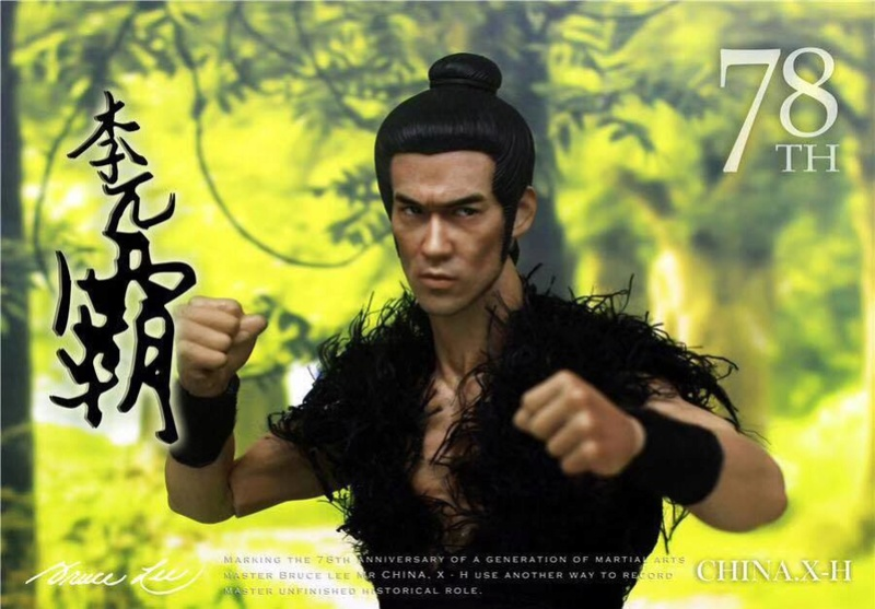 brucelee - NEW PRODUCT: CHINA.X-H Bruce 78th Anniversary 1/6 Action figure 414