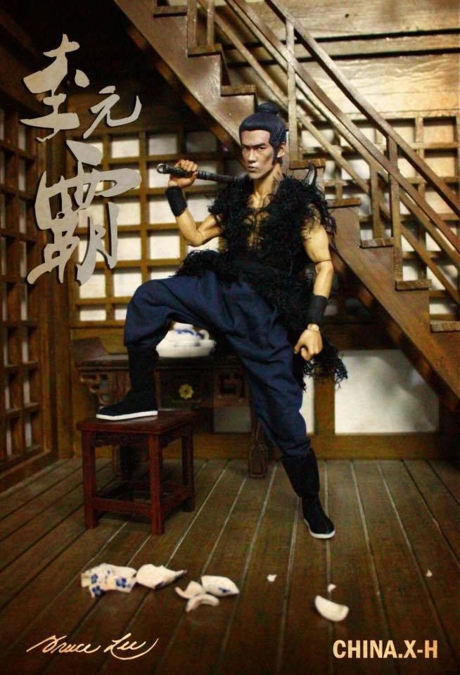 brucelee - NEW PRODUCT: CHINA.X-H Bruce 78th Anniversary 1/6 Action figure 914