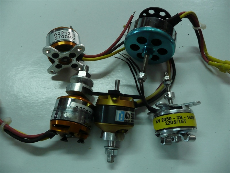 60 - 5 x moteurs brushless 60-5_x10