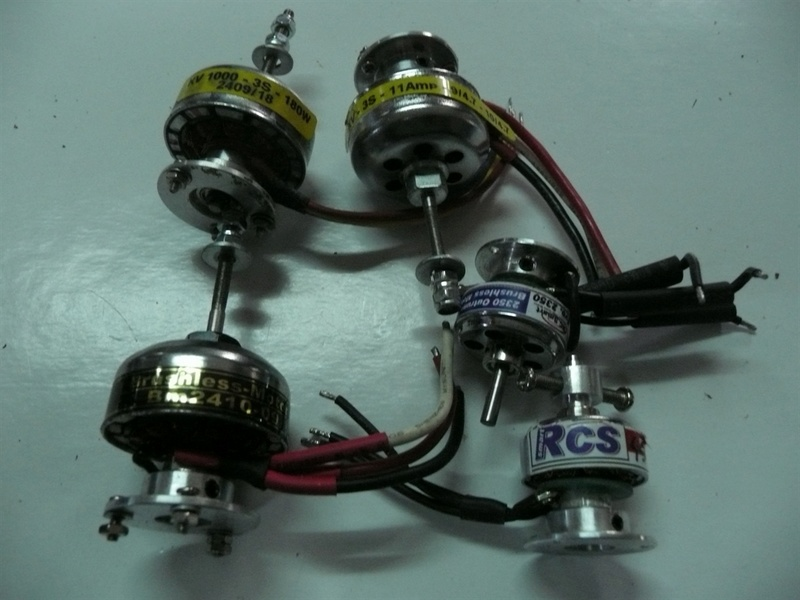 62 - 5 X MOTEURS BRUSHLESS 62-5_x10