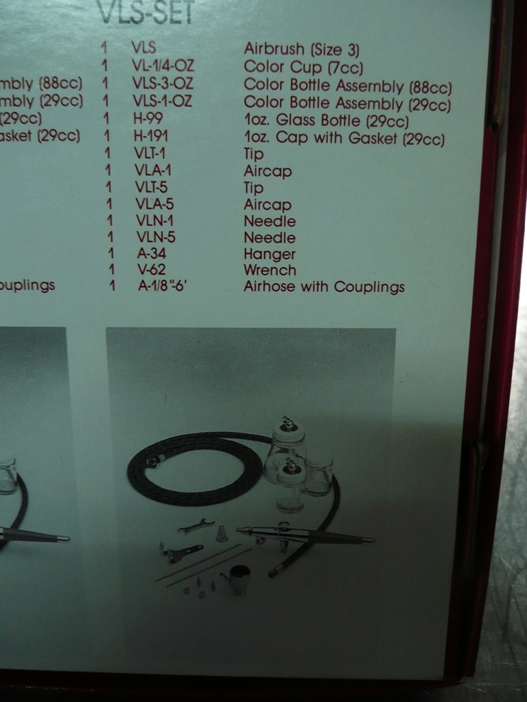 70 - KIT AEROGRAPHE COMPLET 70-5-a10
