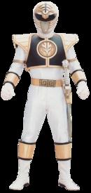 White Ranger skin Mmpr-w10