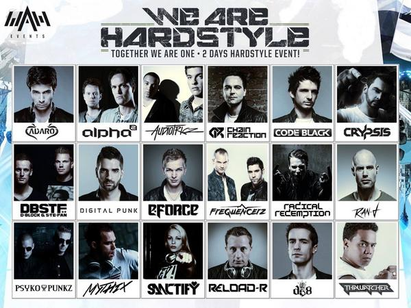We Are Hardstyle 2018 | Homecoming Fight - Mercredi 26 Décembre 2018 - De Rusheuvel - Oss - NL B0dsgs10