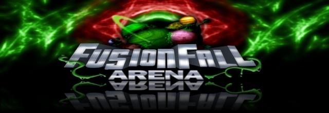 FusionFall Arena