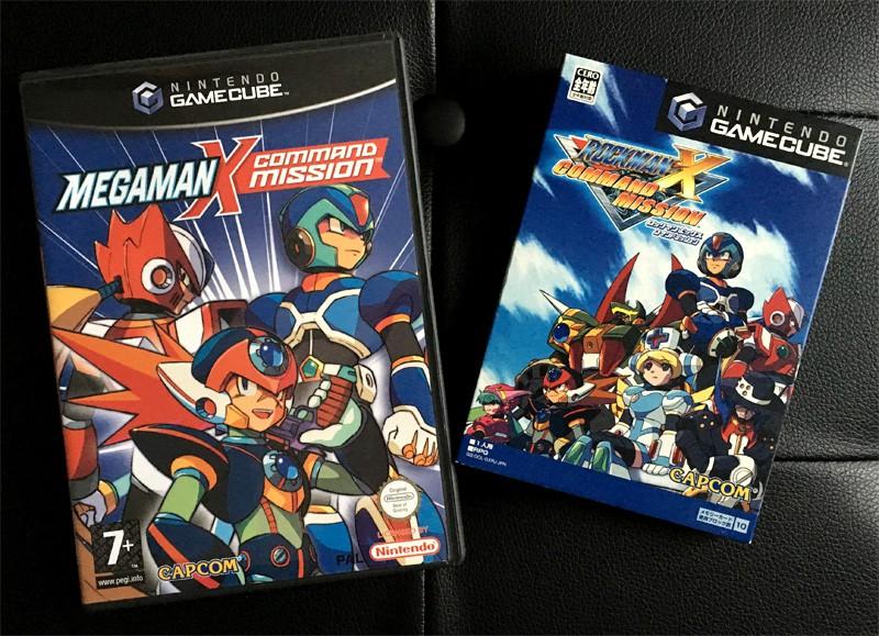 Boitier jeux Gamecube ! Megama10
