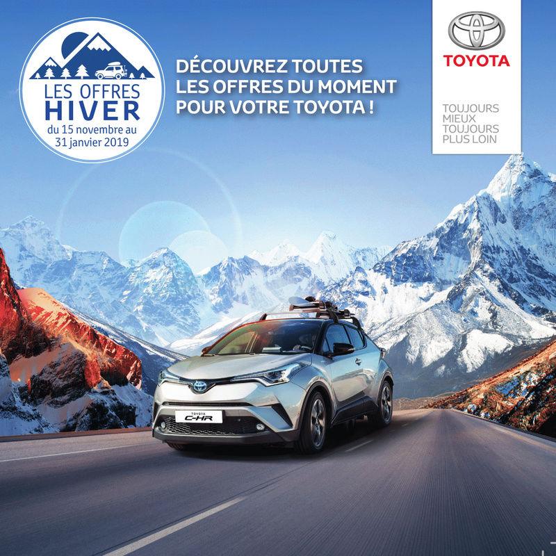 Les offres Hiver - Du 15.11.2018 au 31.01.2019 46876110