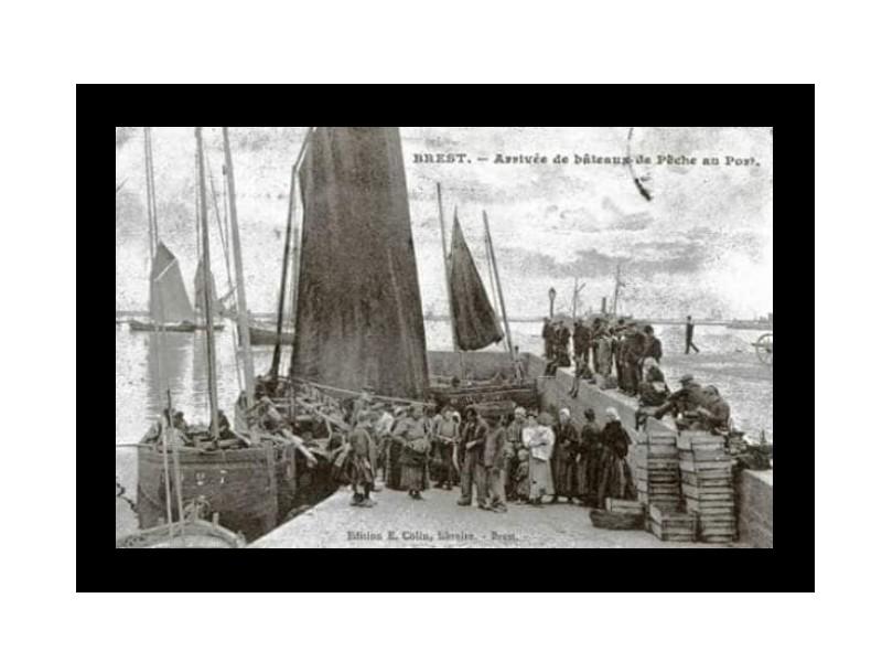 VIE &.MISÈRE des PÊCHEURS BRETONS (19ème et début 20ème siècle) Sans_t13