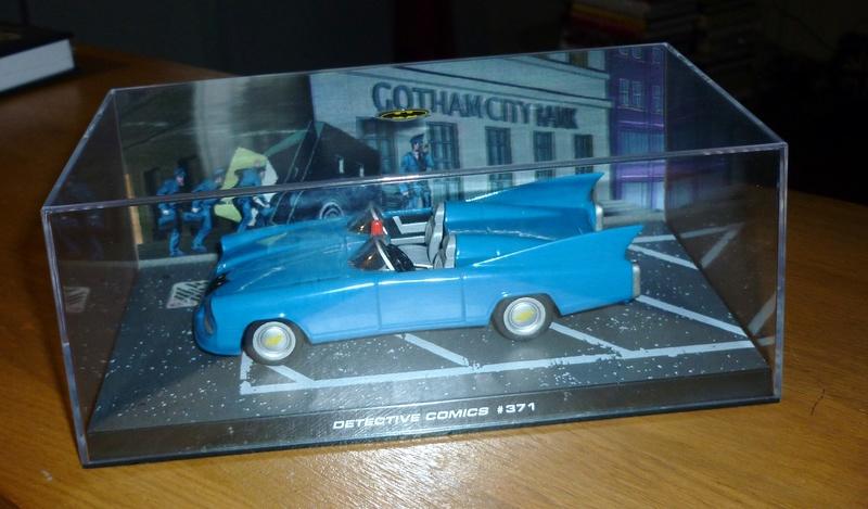 voitures de collection Batman Eaglemoss + blu ray steelbooks et autres collectors - Page 4 P1050010